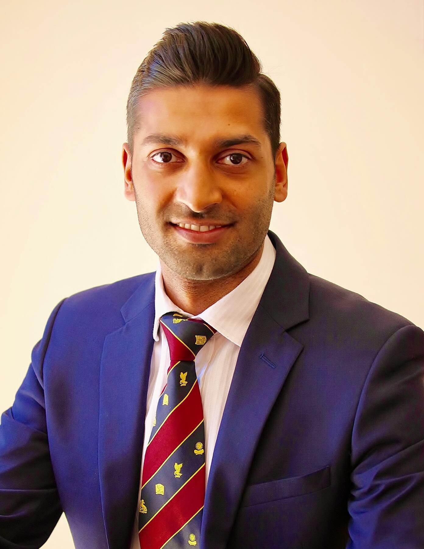 Mr Sachin Malde