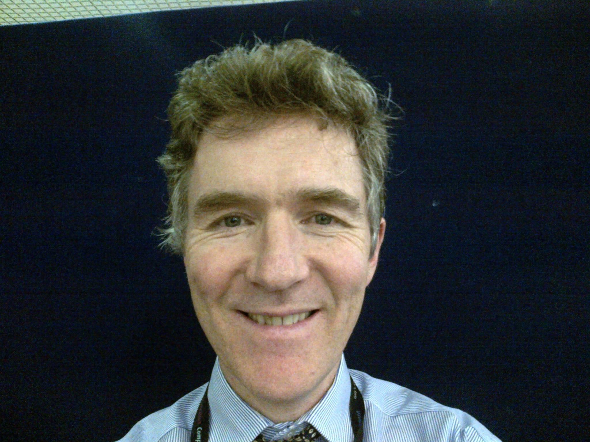 Dr Mark Kinirons