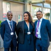 New international team supports overseas private patients