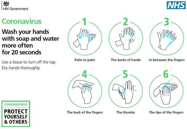 NHS Handwash