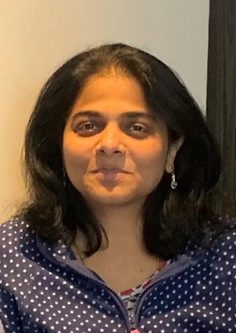 Dr Srividhya Sankaran
